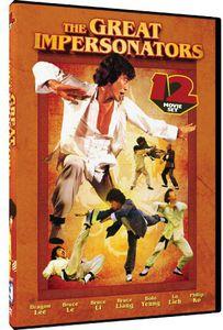 The Great Impersonators: 12 Movie Set