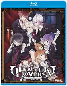 Diabolik Lovers Blu-ray