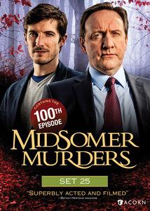 Midsomer Murders: Set 25