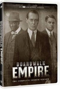 Boardwalk Empire: The Complete Fourth Season