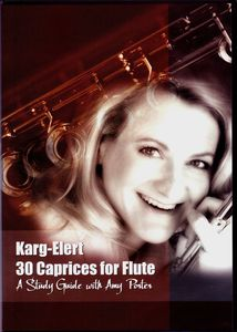 30 Caprices for Flute