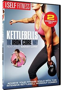 Kettlebells the Iron Core Way: 2 Volume Workout Set