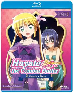 Hayate the Combat Butler: Season 2