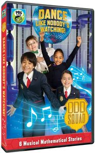 Odd Squad: Dance Like Nobody Is Watching