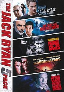 The Jack Ryan 5-Pack , Harrison Ford