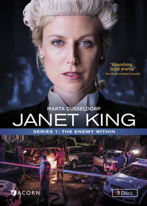 Janet King: Series 1 - The Enemy Within