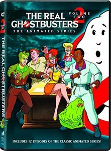 The Real Ghostbusters: Volume 2