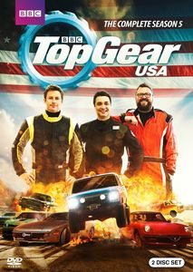 Top Gear Usa: Season Five