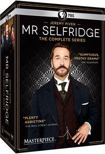Mr. Selfridge: The Complete Series (Masterpiece)