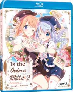 Is the Order a Rabbit: Season 2