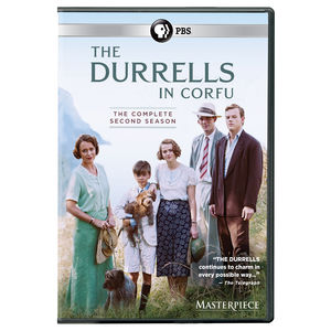 The Durrells in Corfu: The Complete Second Season (Masterpiece) , Keeley Hawes