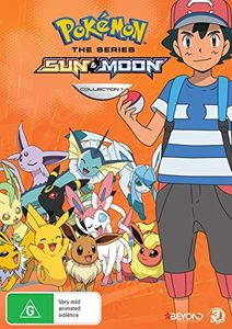 Pokemon The Series: Sun & Moon Collection 1 [Import]