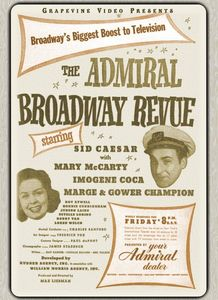 The Admiral Broadway Revue