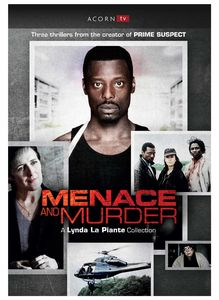 Menace & Murder: A Lynda La Plante Collection , Eamonn Walker