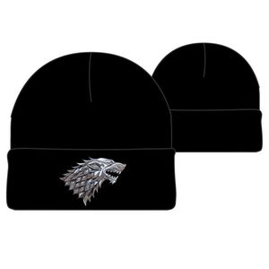 Game Of Thrones Stark Fly Knit Beanie