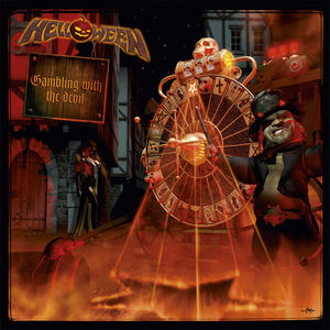 Gambling With The Devil , Helloween