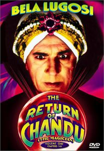 Return of Chando the Magician 1
