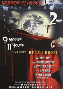 Great Horror Classics 1
