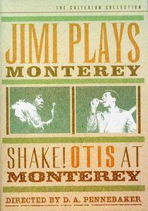 Jimi Plays Monterey /  Shake! Otis at Monterey (Criterion Collection)