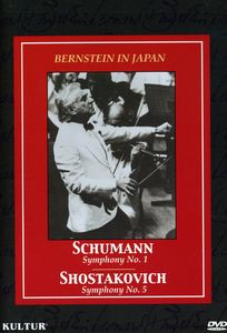 Bernstein in Japan: Schumann /  Shostakovich