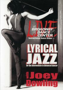Live at the Broadway Dance Center: Lyrical Jazz