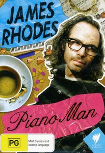 James Rhodes: The Piano Man [Import]