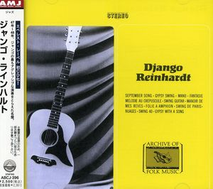 Reinhardt, Django [Import]
