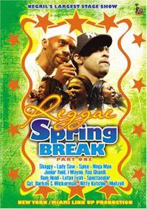 Reggae Spring Break 2007 Part 1