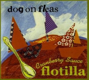 Cranberry Sauce Flotilla