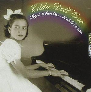 Dellorso Edda -Sogni Di Bambina (A Childs Dream) [Import]