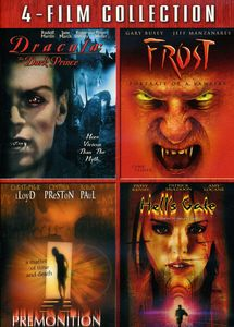 Dracula: Dark Prince & Frost & Premonition & Hell