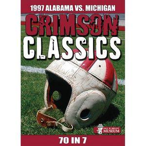 Crimson Classics: 1997 Alabama Vs. Michigan
