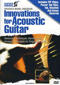Innovations for Acoustic Guitar
