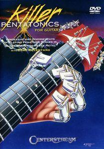 Killer Pentatonics for Guitar