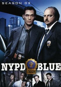 NYPD Blue: Season 02