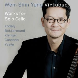 Virtuoso: Works for Solo Cello