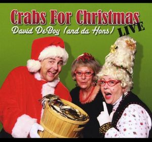 Crabs for Christmas Live