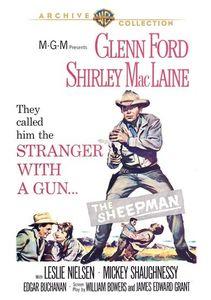 The Sheepman , Glenn Ford