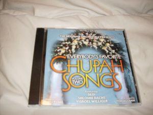Everybody's Favorite Chupah Songs 2