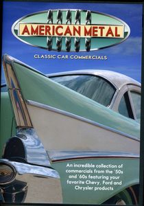 American Metal: Classic Car Commercials