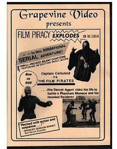 Captain Celuloid Vs. the Film Pirates (1966) Seria