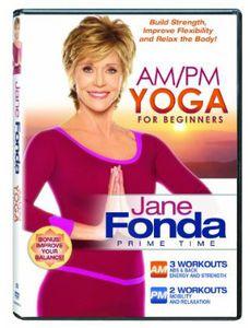 Jane Fonda Am /  Pm Yoga for Beginners