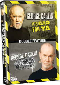 George Carlin Double Feature