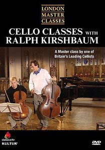 Cello Classes With Ralph Kirshbaum