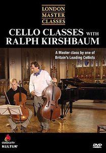 Cello Classes With Ralph Kirshbaum