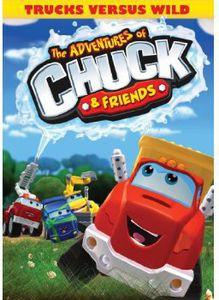 The Adventures of Chuck & Friends: Trucks Versus Wild