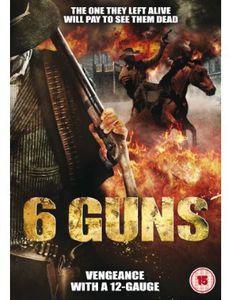 6 Guns [Import]