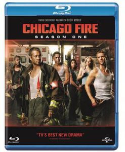 Chicago Fire: Season 1 [Import]