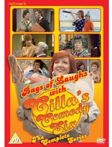 Cilla's Comedy Six-The Complete Series [Import]