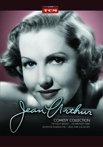 Jean Arthur: Comedy Collection , Jean Arthur